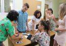 В Самарском Коворкинг-офисе для НКО прошел тренинг «Покажи свою работу!»