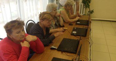 Школа компьютерной грамотности в тольяттинской «Среде НКО»