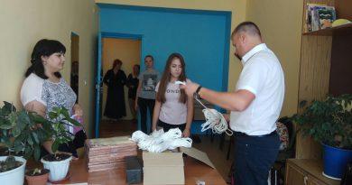 Встреча-обучение по технологии «Форт Боярд» в м.р.Сергиевский
