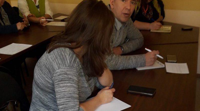 Семинар по добровольчеству в Тольятти